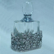 China Vintage Crystal Perfume Bottle