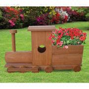 Wooden Train Planter from China (mainland)
