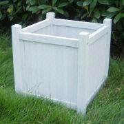Wooden Square Planter from China (mainland)