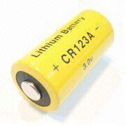 3V Lithium Cylindrical Battery from Hong Kong SAR