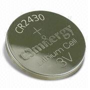 Button-cell Battery from Hong Kong SAR