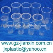 Transparent Plastic Drink Cup from China (mainland)