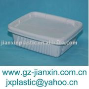 White Plastic Food Container from China (mainland)