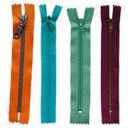 Zippers from China (mainland)