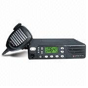 UHF Mobile Radio from China (mainland)
