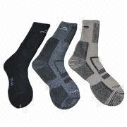 Outdoor Coolmax Thick Socks from China (mainland)