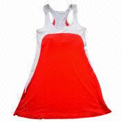Tennis dress from Vietnam