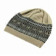 Wool knitted hat from China (mainland)
