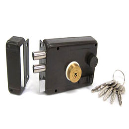Double Cylinder with Cross Key Lock from Kin Kei Hardware Industries Ltd
