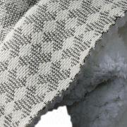 Jacquard Bonded Sherpa Fabric Manufacturer
