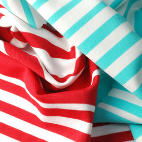 Auto Striped Jersey Fabric Manufacturer