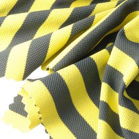 Feeder Striped Pique Fabric Manufacturer