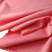 Taiwan 3-tone Bar Line Jersey Fabric, Made of 89% Poly + 11% Spandex, with Wicking Treatment