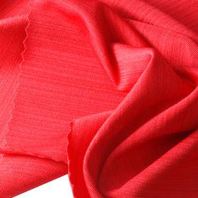 3-tone Bar Line Jersey Fabric from Taiwan
