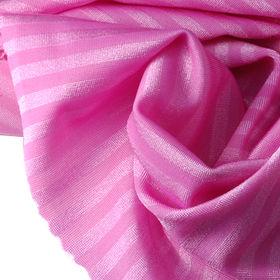 4-way Stretch Vertical Striped Tricot Fabric Manufacturer