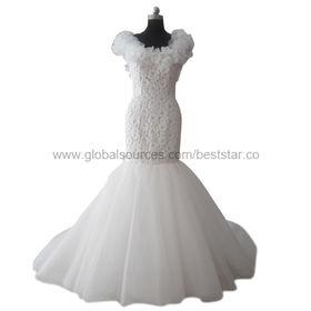 Wedding dresses from China (mainland)