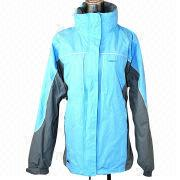 Ladies' 3-in-1 Ski Jacket from China (mainland)
