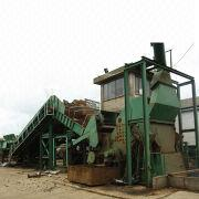 Steel scrap crushing production line from China (mainland)