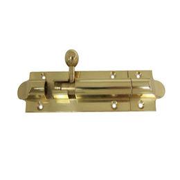 Brass Door Bolt with Straight Bell Shape from Kin Kei Hardware Industries Ltd
