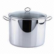Stainless Steel Stock Pot from Hong Kong SAR