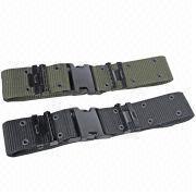 Pistol belt from China (mainland)