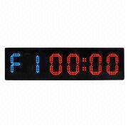 LED portable digital gym training interval timer boxing timer crossfit timer from China (mainland)