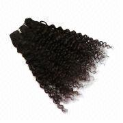 Brazilian remy hair weave from China (mainland)