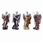 Large Garden Beautiful Nude Sexy Lady Hand Carved Marble Four Seasons Sculpture Manufacturer