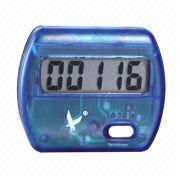 Digital Mini Pedometer from China (mainland)