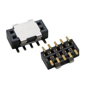 1.27 x 1.27 Board to Board Connector with Compatible for SAMTEC CLP-105-02-G-D-K-TR from Morethanall Co. Ltd