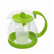 Borosilicate glass tea maker from China (mainland)
