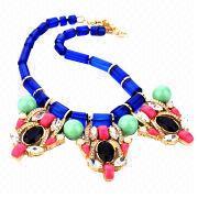 Metal Necklaces from Hong Kong SAR