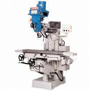 Vertical milling machine from China (mainland)