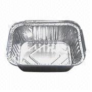 Aluminium tray from China (mainland)