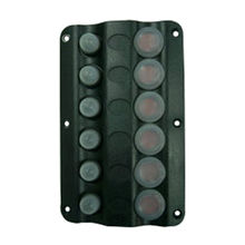 Taiwan 4-gang Water-resistant Switch Panel
