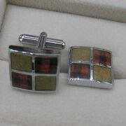 Classic Square Cufflinks from China (mainland)