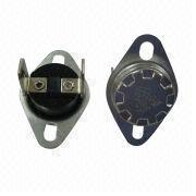 Bi-metal Thermostat from China (mainland)