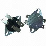 KSD Bi-metal Thermostat from China (mainland)