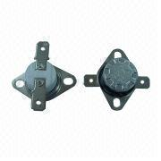 KSD Bi-metal Thermostat from China (mainland)