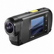 Action cam with waterproof 50M, 170° viewing angle, 14MP still image, FHD: 1080P