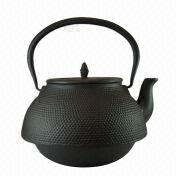 Cast iron teapot from China (mainland)