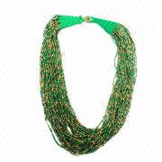 Unique Beaded Necklace from China (mainland)