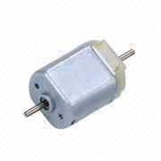 Micro DC motor from China (mainland)