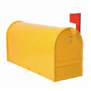 US mailbox from China (mainland)