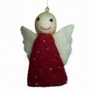Christmas Angel Ornament from Nepal