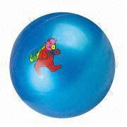 China Inflatable PVC Bouncing Toy Ball for Kids or Gift Purposes, Sized 6 to 10-inch