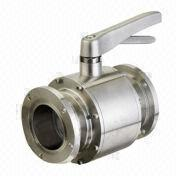 YAQ-A Sanitary Ball Valve from China (mainland)