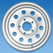 Steel Trailer Wheel from China (mainland)