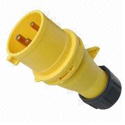 China Industrial waterproof socket, CE certified