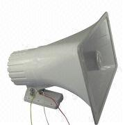 Outdoor white horn electric siren from China (mainland)